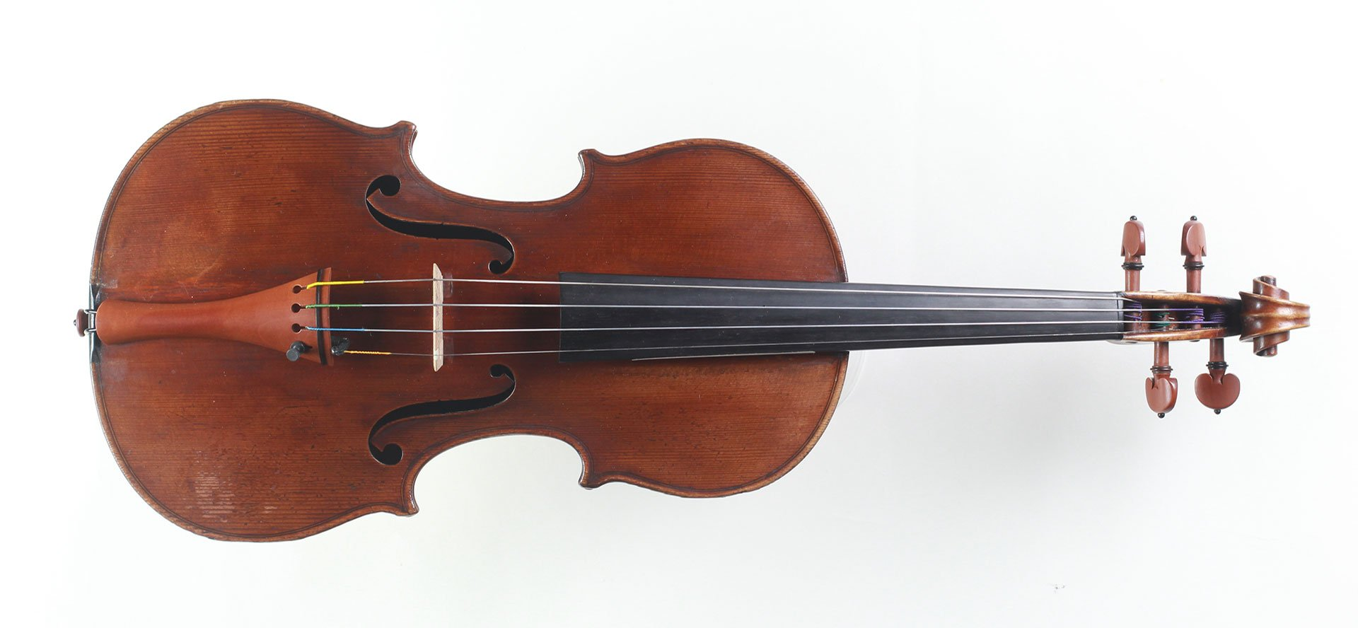 how to tell if an instrument is a viola